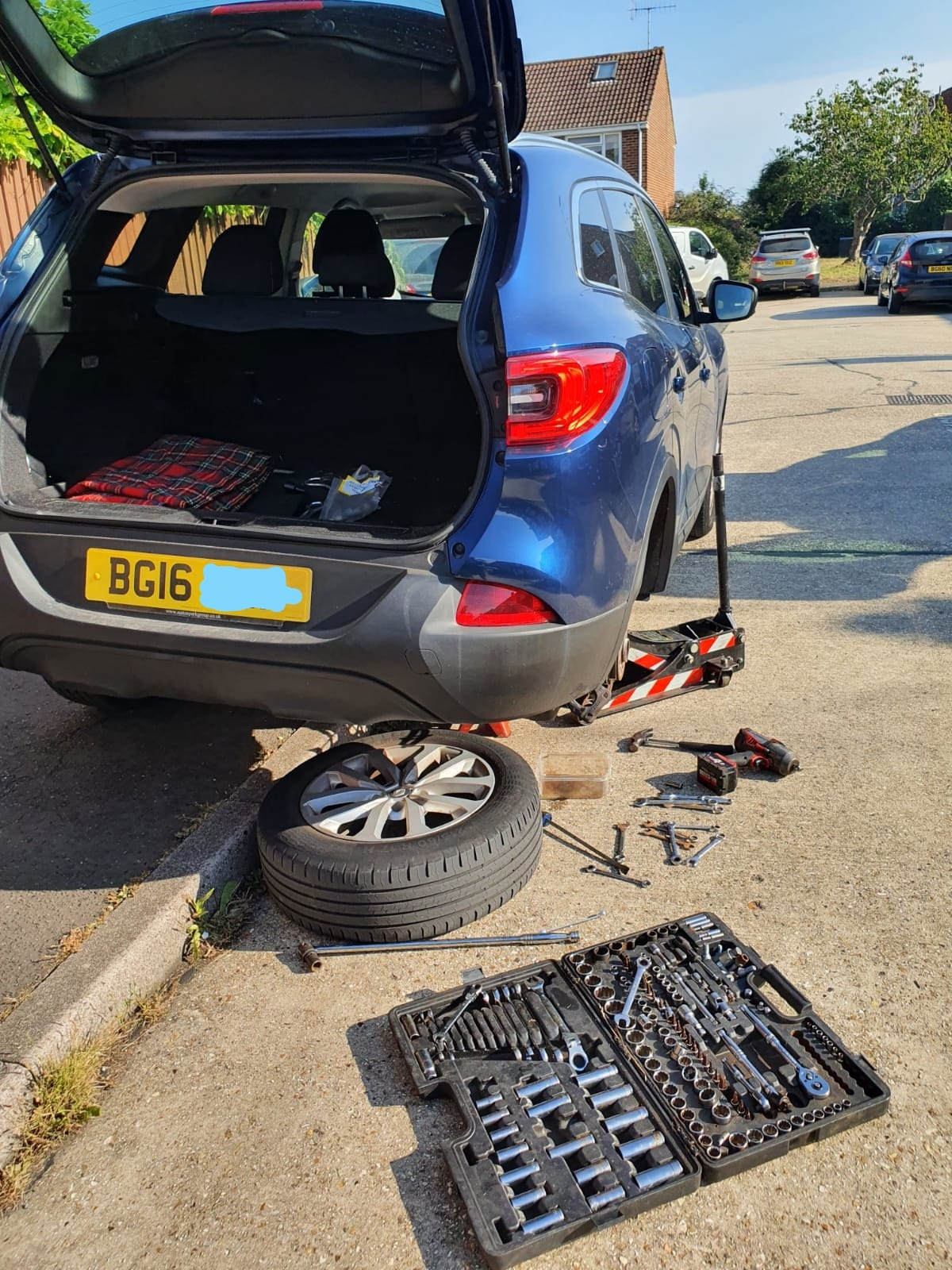 Mobile mechanic worthing brkaes discs pads