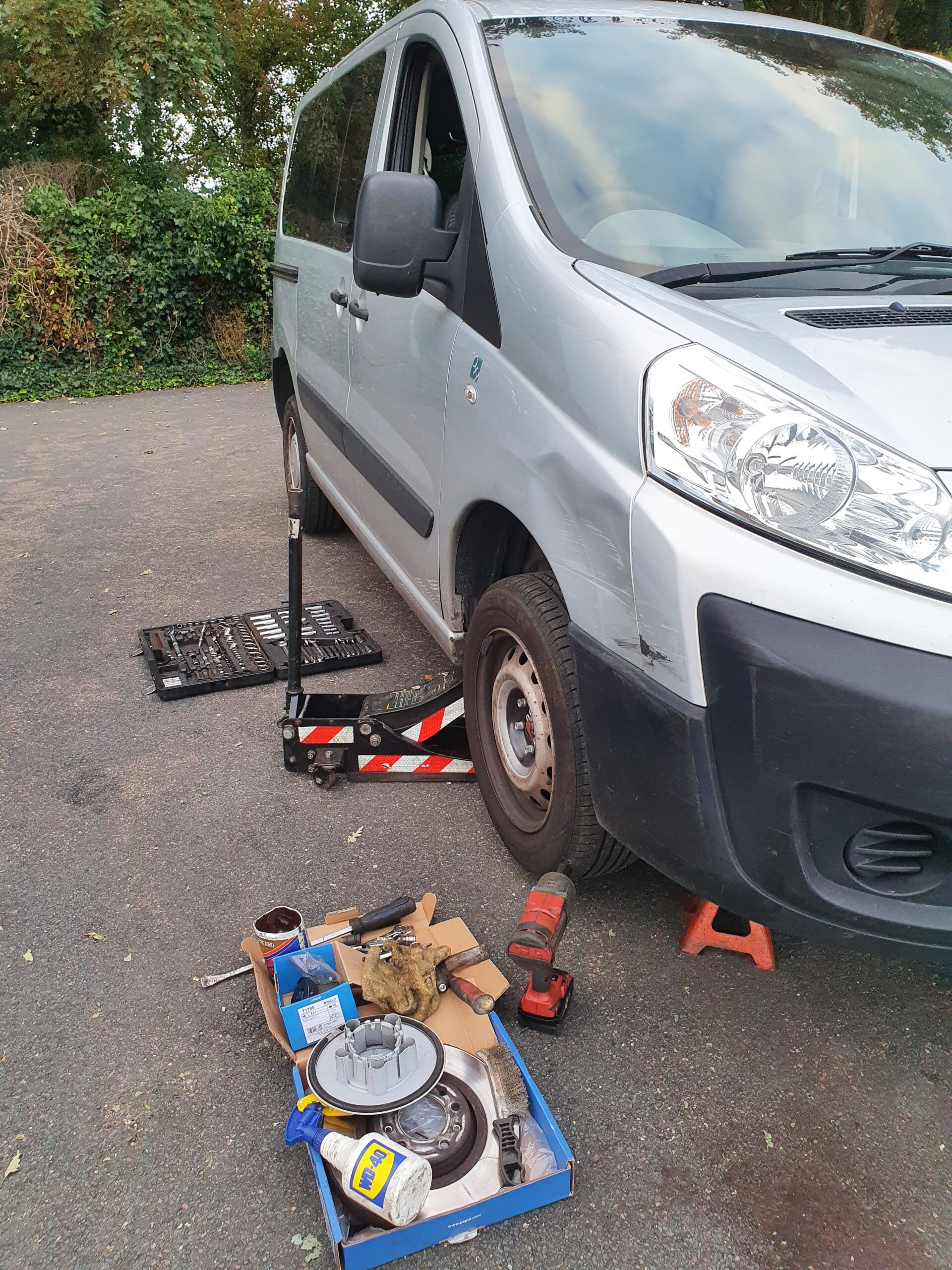 Brighton brake pad shoes replacement repairs