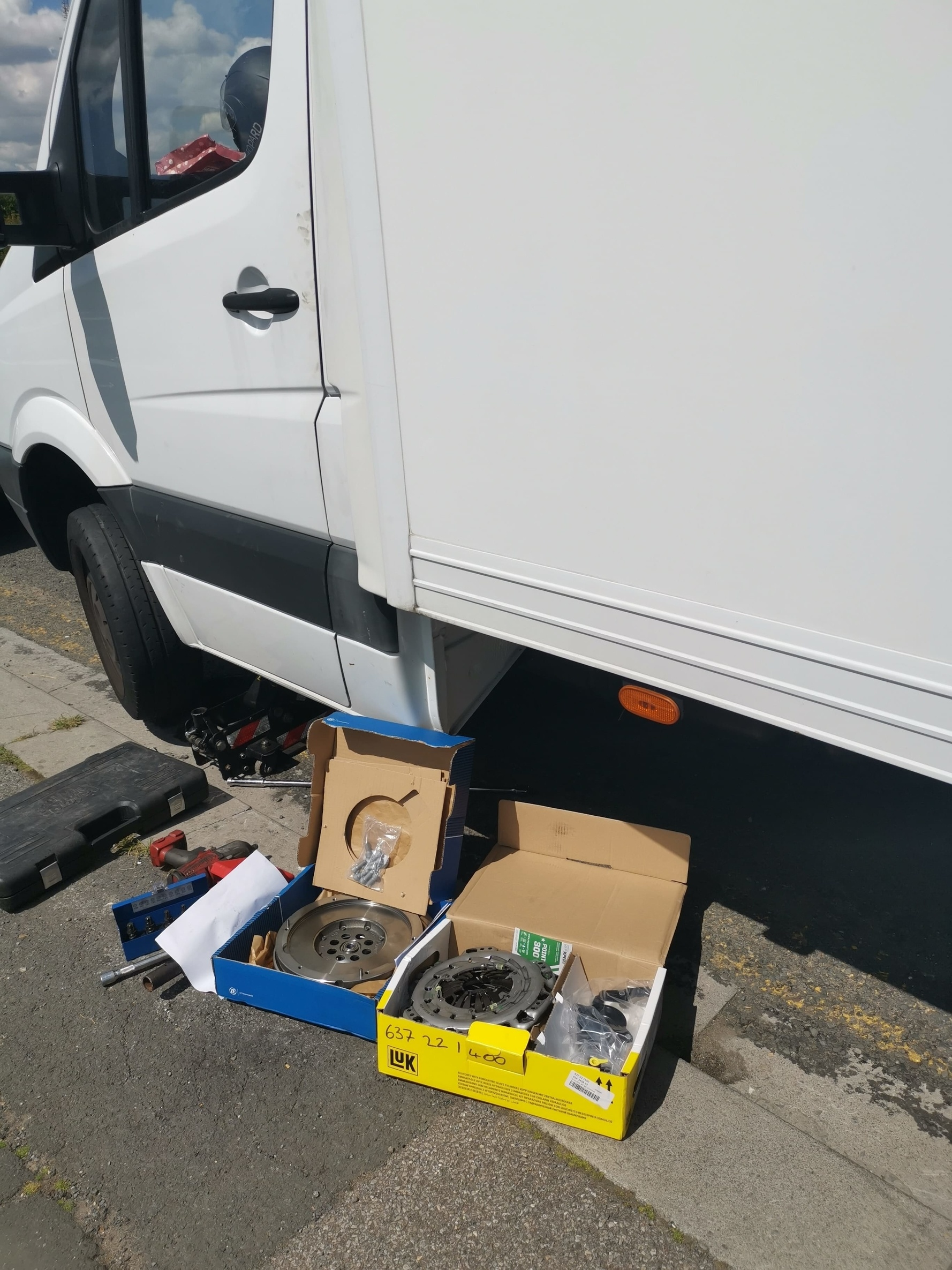 brighton car van clutch repair replacement